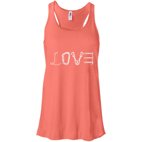coral love mountain tshirt the peep hole store