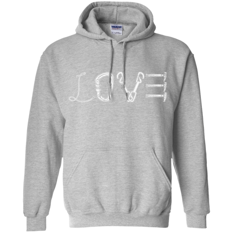 sport grey pullover the peep hole store