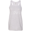 Image of vintage white love mountain tshirt the peep hole store