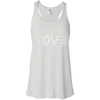 Image of white love mountain tshirt the peep hole store