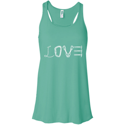 teal love mountain tshirt the peep hole store