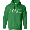 Image of irish green pullover the peep hole store