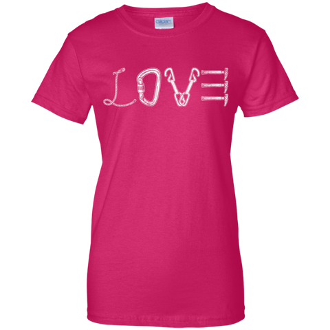 heliconia love mountain tshirt the peep hole store