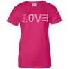 Image of heliconia love mountain tshirt the peep hole store