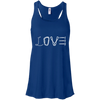 Image of true royal love mountain tshirt the peep hole store