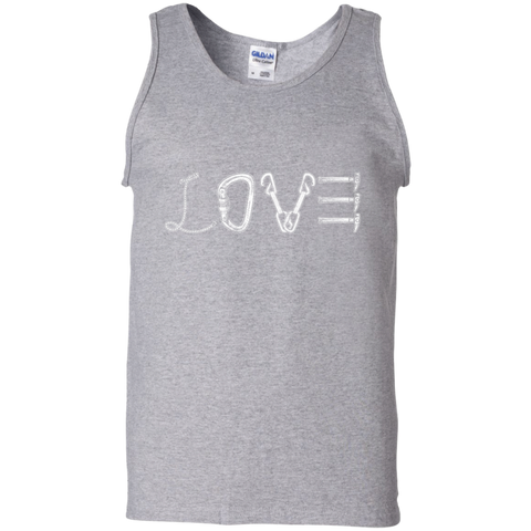 sport grey tank top the peep hole store