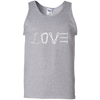 Image of sport grey tank top the peep hole store