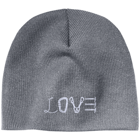 Love Mountain 100% Acrylic Beanie