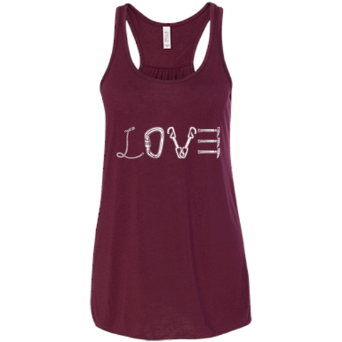 maroon love mountain tshirt the peep hole store