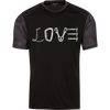 Image of Love Mountain Polyester CamoHex T-Shirt