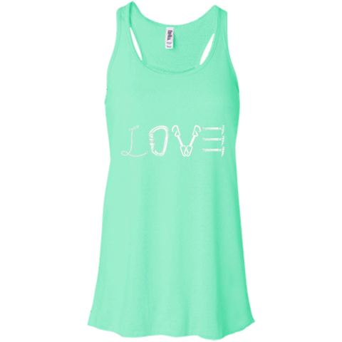 mint love mountain tshirt the peep hole store