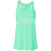 Image of mint love mountain tshirt the peep hole store