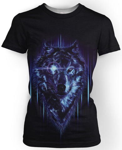 Lone Wolf T-Shirt - The Peep Hole Store
