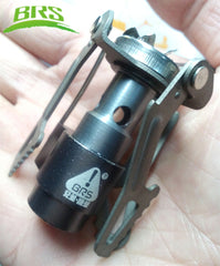 Image of Ultra-light Compact Powerful Titanium Alloy Camping Stove