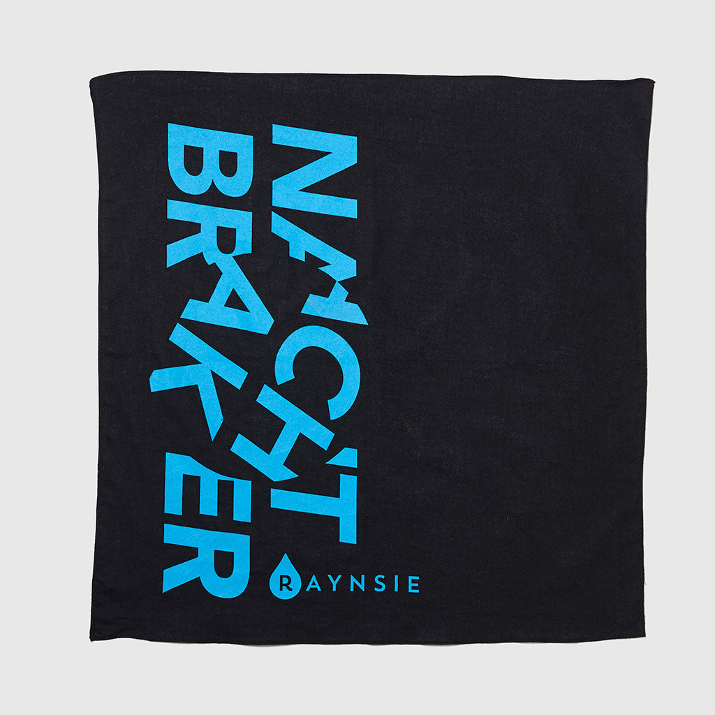 RAYNSIE | Braker Bandana | Reflective accessories for urban cycling, outdoor, festival and camping