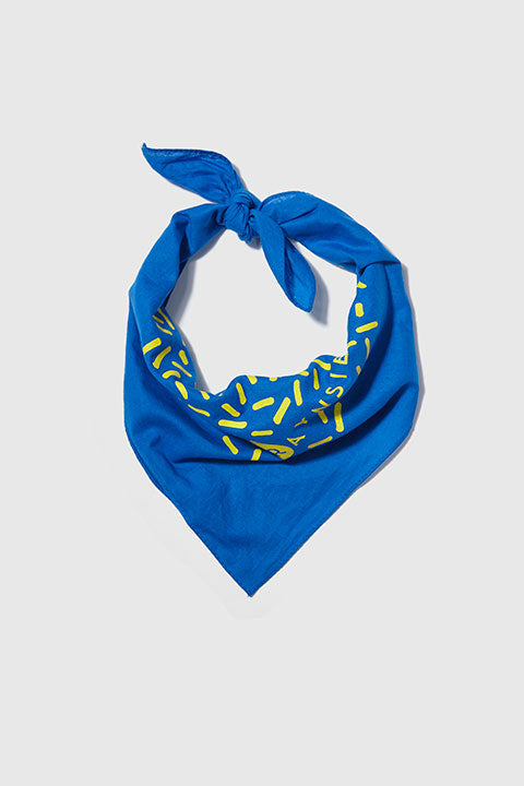 RAYNSIE | Hagelslag Bandana | Reflective accessories for urban cycling, outdoor, festival and camping