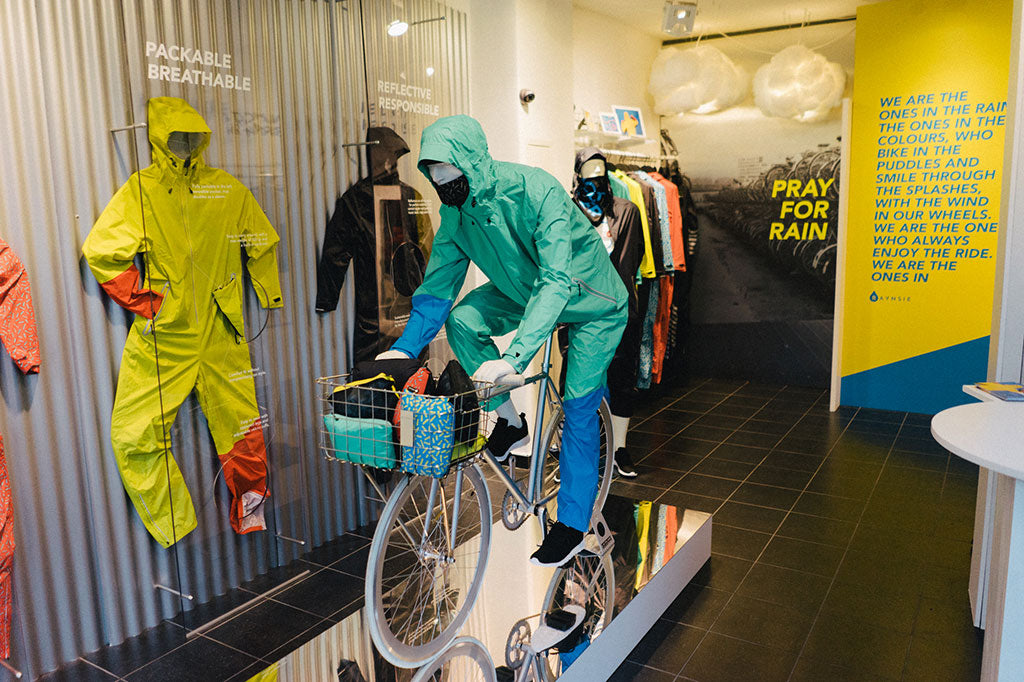 RAYNSIE Amsterdam Pop-Up Shop