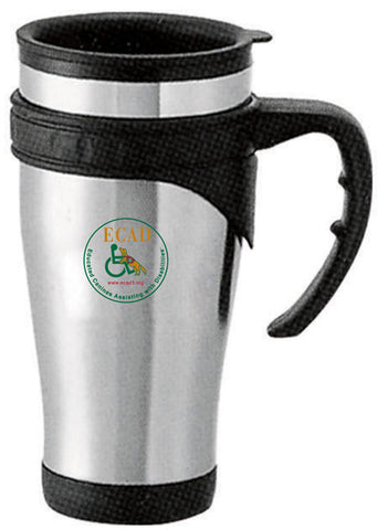 ECAD Logo Travel Mug