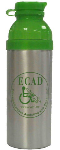 ECAD Tahiti Aluminum Sports Bottle
