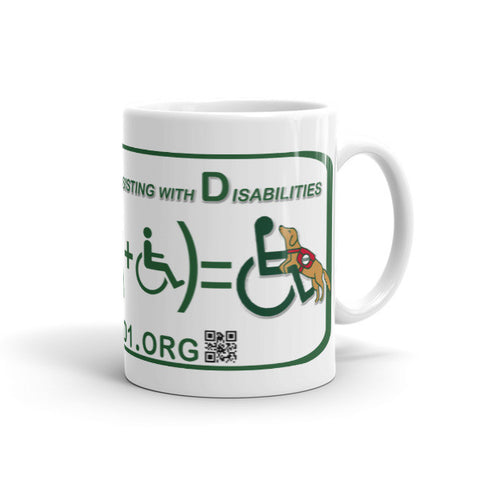 ECAD Equation Mug