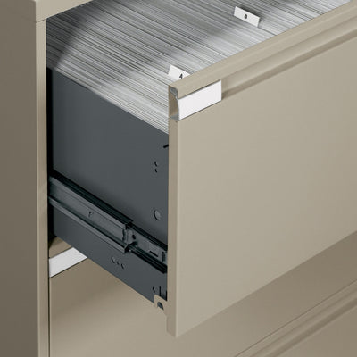 "Chad 9300 Plus Series Filling Cabinet 30""W 4 Drawer"
