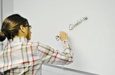 GlassWrite Colors Markerboard