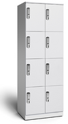 Zurich Locker is an all metal construction that is available in many different sizes.