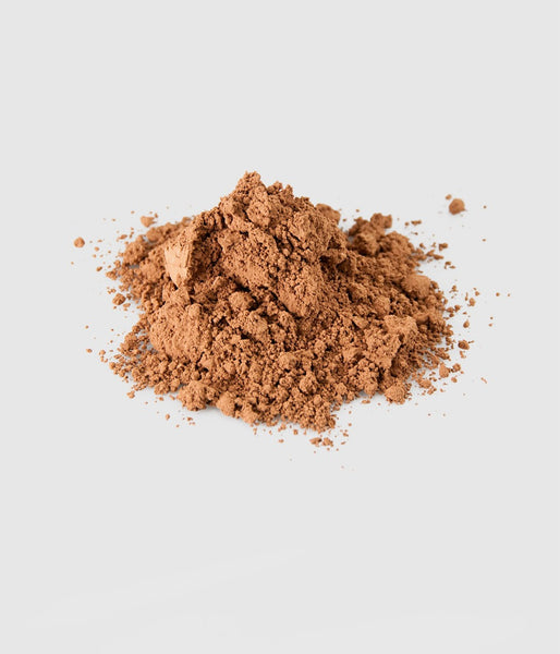 Organic cacao powder from Sri Lanka: raw, gluten-free, vegan