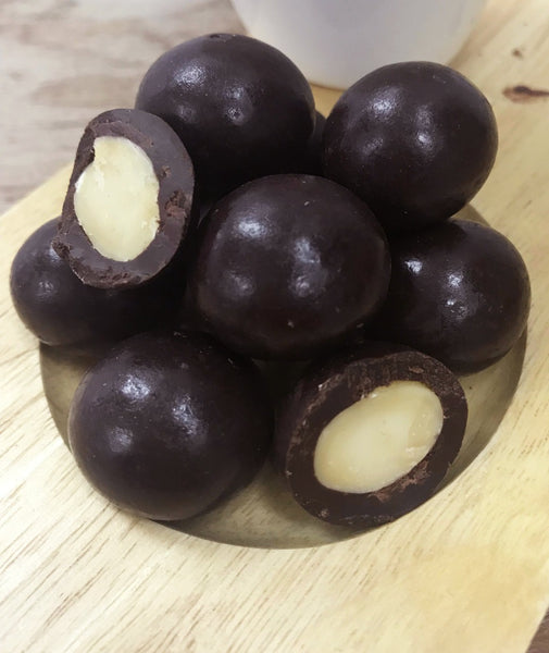 Sugar-free dark chocolate coated nuts - Healtholicious One-Stop Biohacking Health Shop