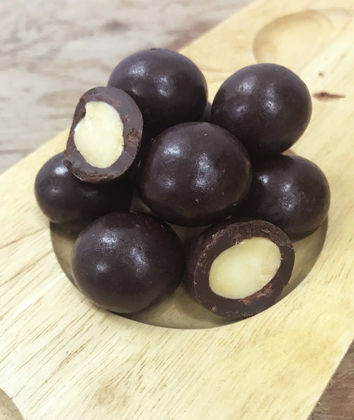 Sugar-free dark chocolate coated nuts: keto-friendly - Healtholicious One-Stop Biohacking Health Shop