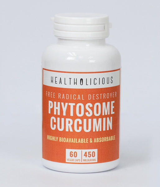 Meriva Phytosome Curcumin: x20 more bioavailable than turmeric - Healtholicious One-Stop Biohacking Health Shop