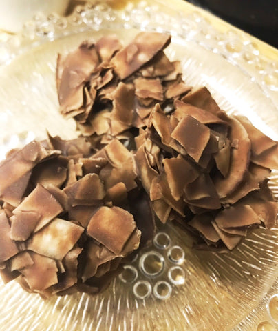 Sugar-free chocolate coated coconut chips - Healtholicious One-Stop Biohacking Health Shop