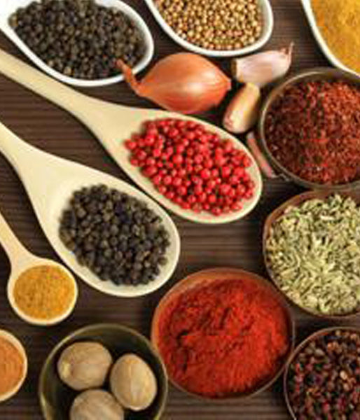 Certified Organic Spices - Healtholicious Co. Ltd.