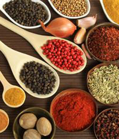 Image of Organic spices (Ceylon Cinnamon, Turmeric, Cumin, Nutmeg and more) - Healtholicious One-Stop Biohacking Health Shop