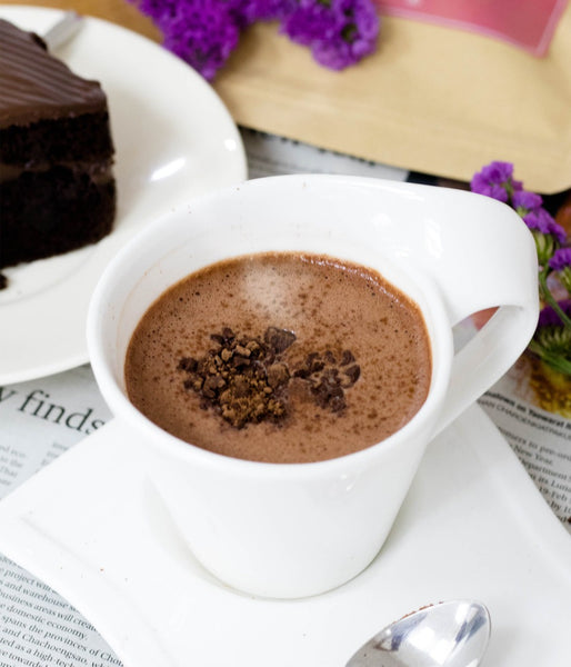 Sugar-Free Drink Chocolate: organic & vegan - Healtholicious One-Stop Biohacking Health Shop