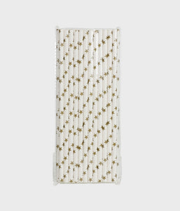 Paper Straws (instead of plastic straws!) Various designs - Healtholicious One-Stop Biohacking Health Shop
