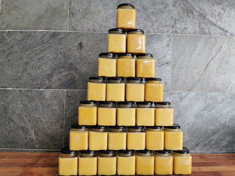 Image of Grass-fed ghee, various flavors (from NZ cows' butter) - Healtholicious One-Stop Biohacking Health Shop