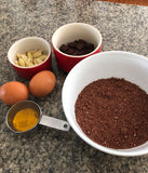 Keto Chocolate Cookie Mix - Soft & Chewy !