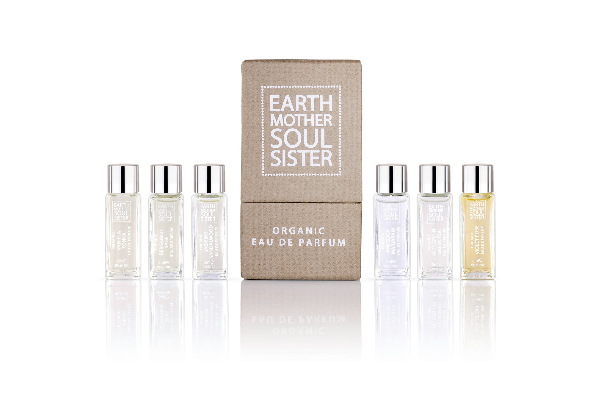 EARTH | PERFUME COLLECTION BOX
