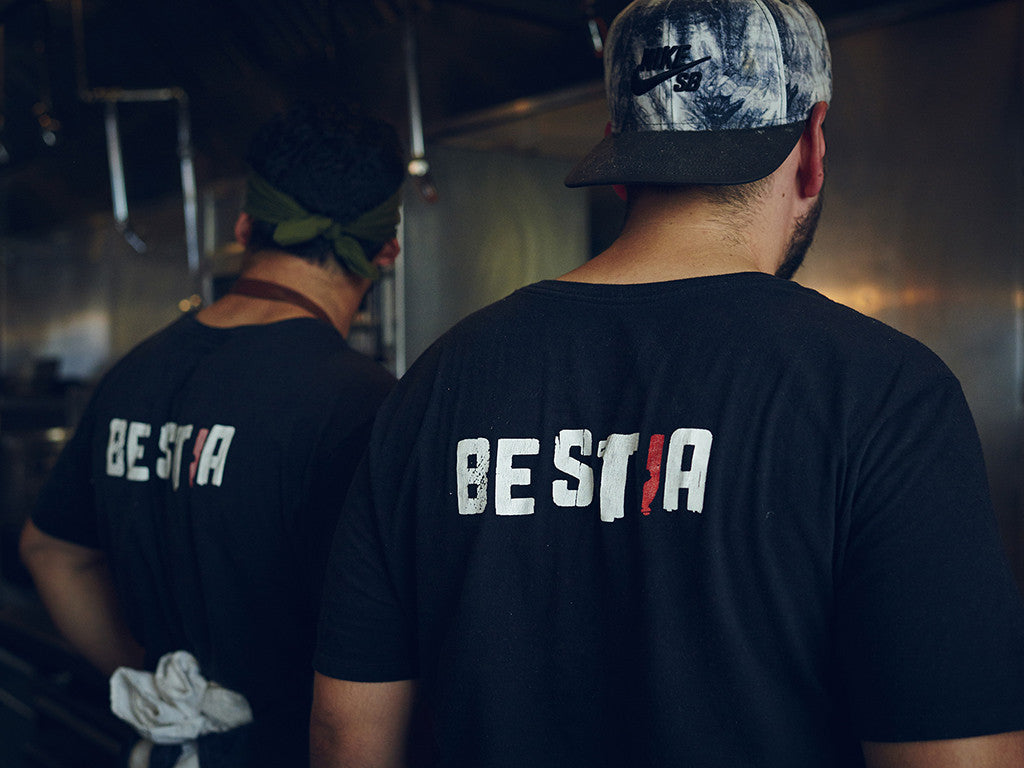 Bestia Cleaver Short Sleeve T-Shirt