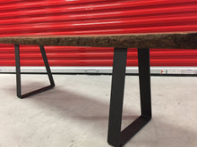 Walnut Dining Bench