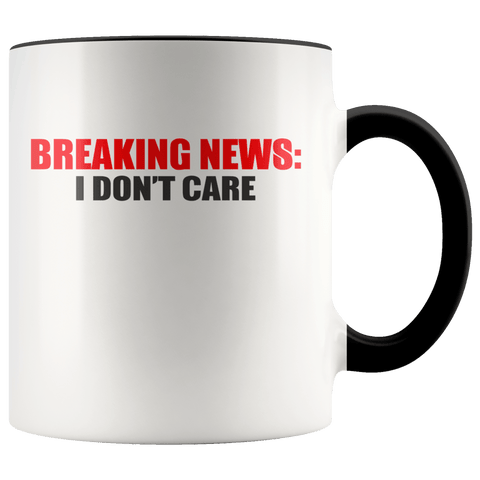 Breaking News Mug (7 Colors) - The Shoppers Outlet