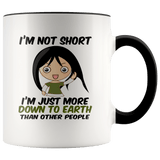 Faith - I'm Not Short Mug - The Shoppers Outlet