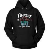 Nurses Helping People Hoodies (10 Colors) - The Shoppers Outlet