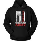 Veteran USA Army Hoodies (5 Colors) - The Shoppers Outlet