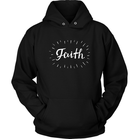 Faith Hoodies (8 Colors) - The Shoppers Outlet