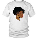 Natural Hair Beauty Tee Shirts (11 Colors) - The Shoppers Outlet