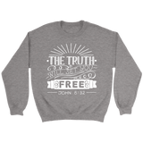 The Truth Crewneck Sweatshirts - The Shoppers Outlet
