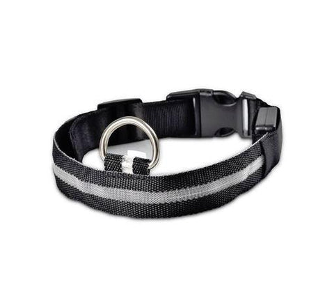 Nylon LED Pet Dog Collars - The Shoppers Outlet
