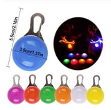 LED Pet Dog Collar Pendants - The Shoppers Outlet